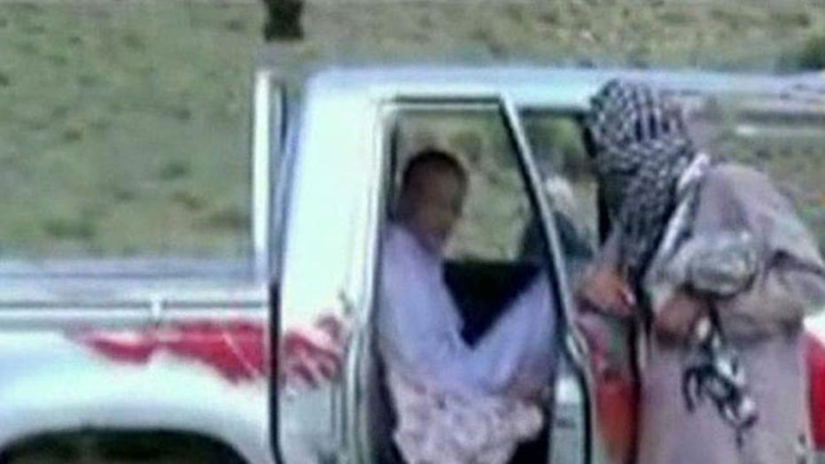 Bergdahl handover video released by Taliban