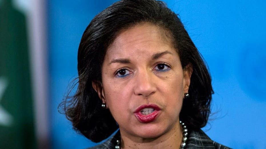 UN Amb. Susan Rice to be named national security advisor