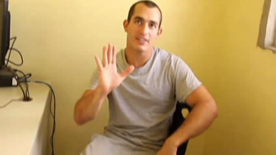 Jailed Marine remains optimistic: 'I'm an innocent man'