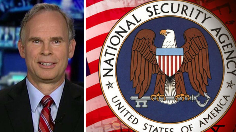 Former NSA official sheds light on phone record grabs
