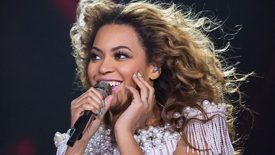 Break Time: Beyonce and Katherine Jenkins ideal beauty?