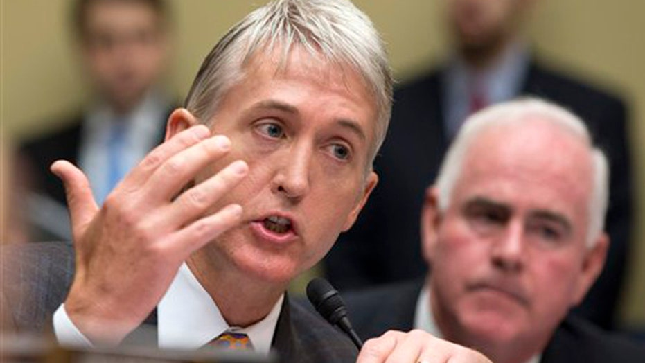 Gowdy: IRS problem can be fixed by firings, not retraining