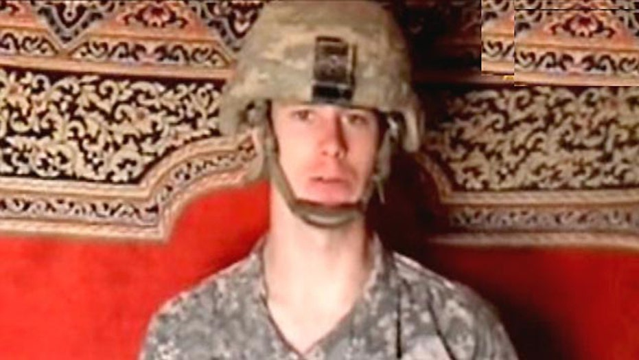 Do critics want to silence Sgt. Bergdahl's squad mates?