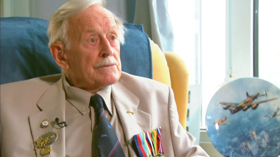 British soldier recalls D-Day, kindness of American GIs