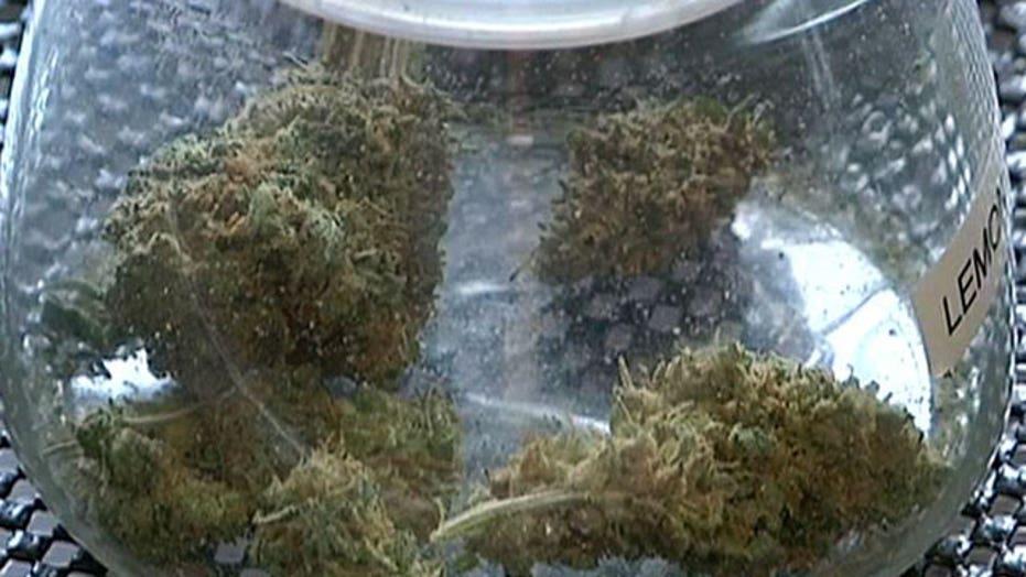 Pot from Colorado strains police budgets of Kansas, Nebraska