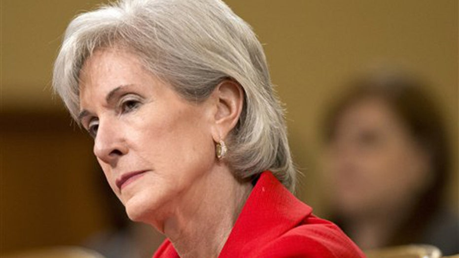 Conflict of interest for Sebelius in ObamaCare?