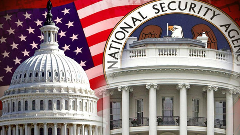 Patriot Act author: NSA grab 'definitely a gov't overreach'