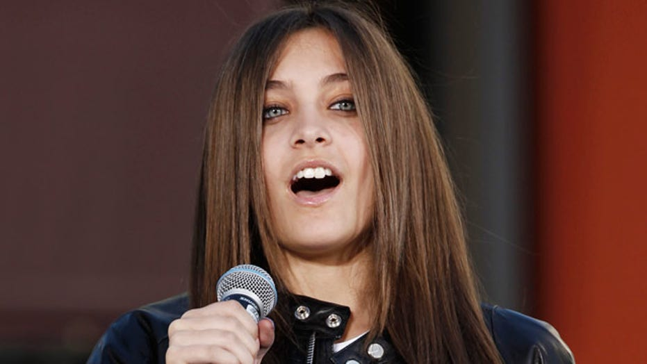 Paris Jackson has long road to recovery ahead