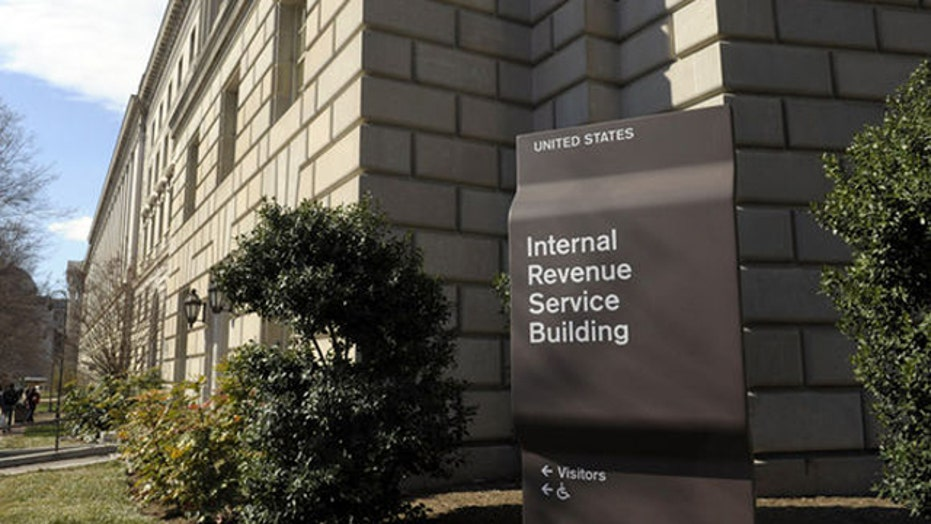 IRS under fire for lavish junkets