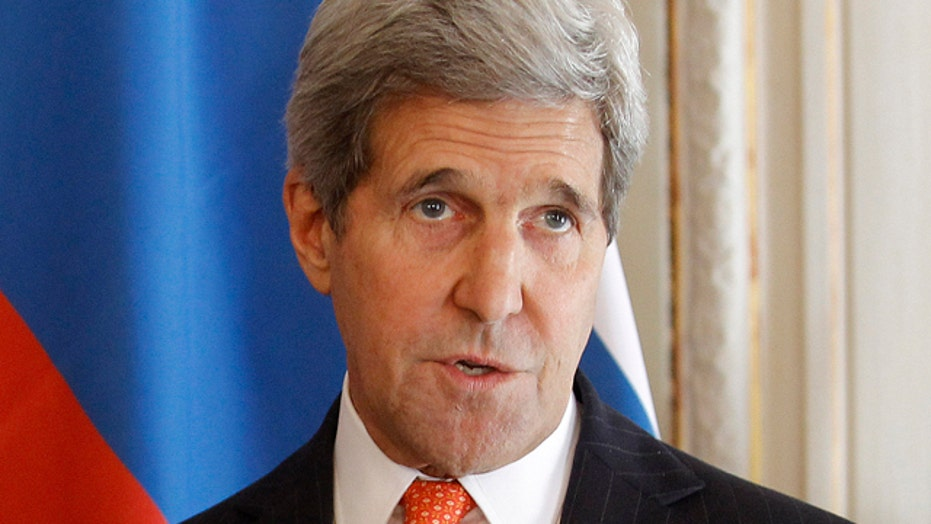 Kerry:  'Baloney' US troops are now more at risk