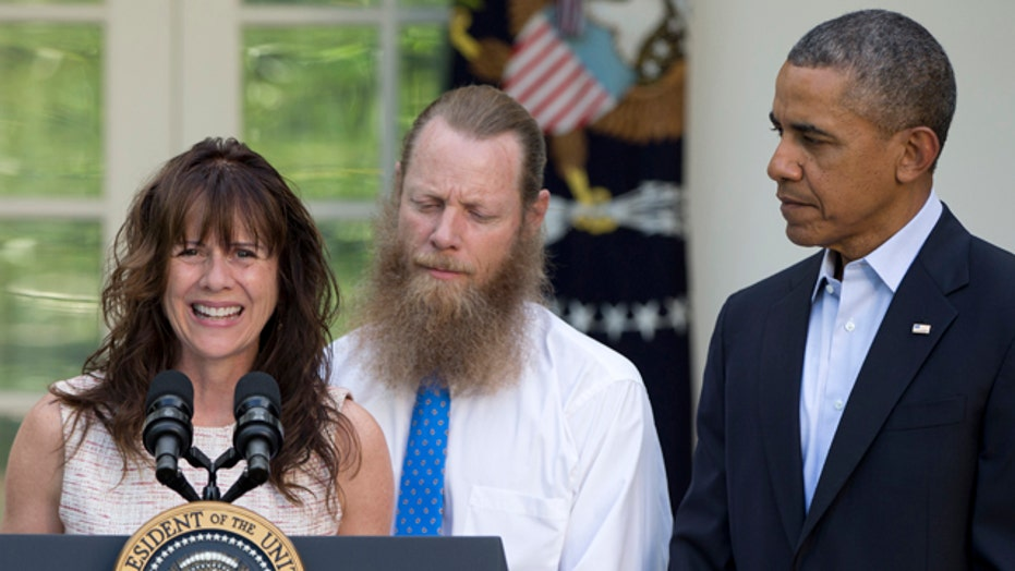 Media taking sides in Bergdahl exchange?