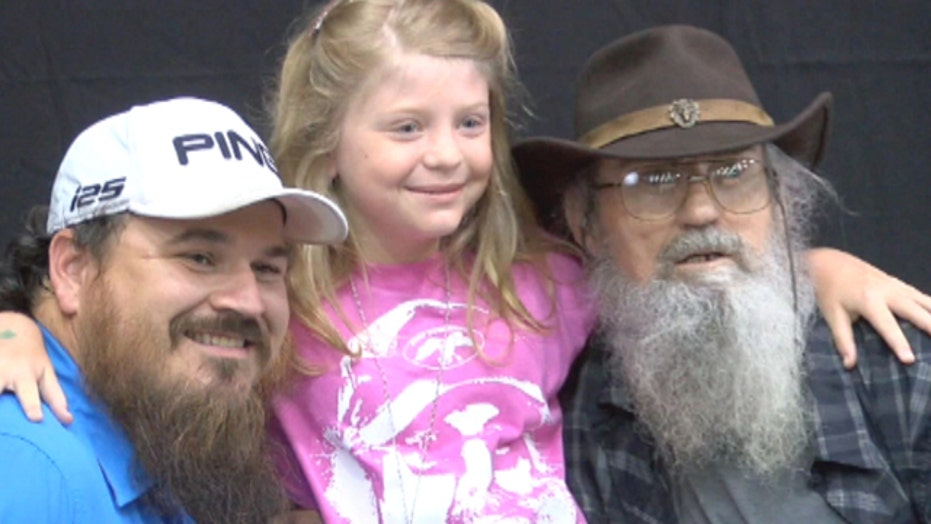 who is martin off duck dynasty dating