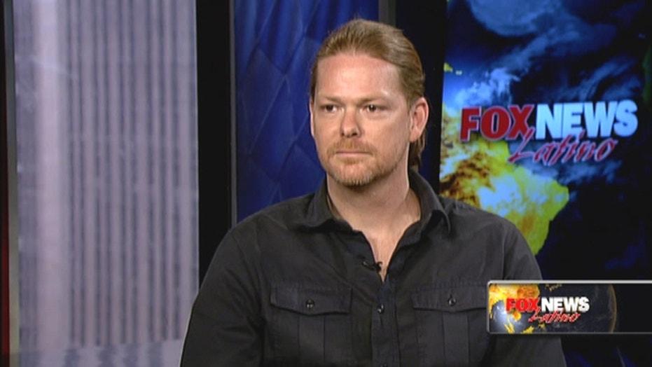 Americans jailed in Honduras, filmmaker describes ordeal