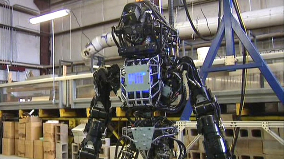 Robot rescue: first-responders of the future