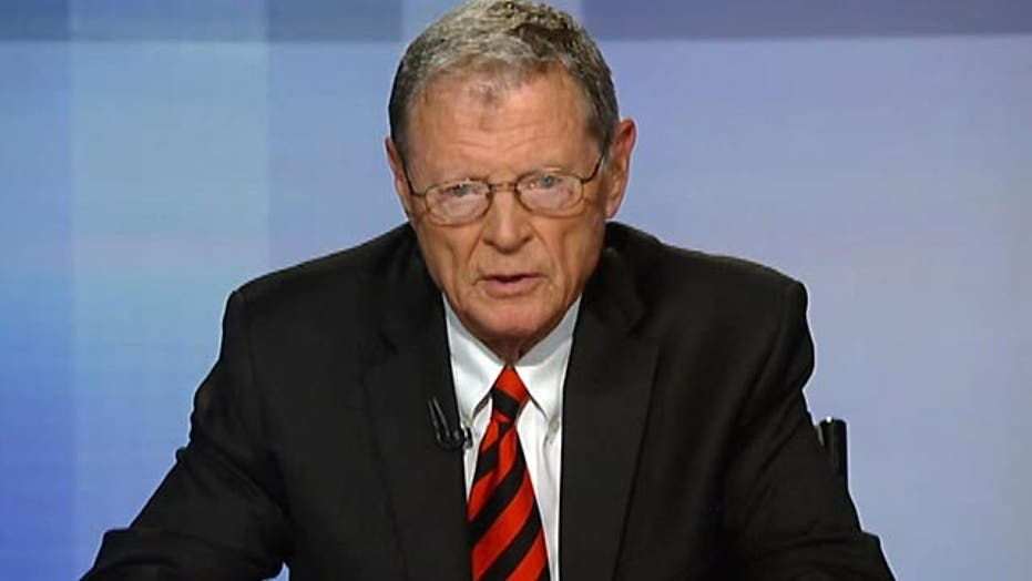 Inhofe: 'I was in shock' to learn WH didn't tell top generals about Bergdahl deal