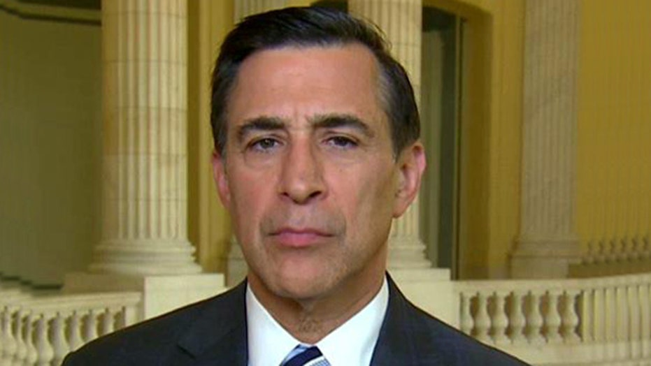 Issa: IRS document dump to FBI was a 'violation of law'