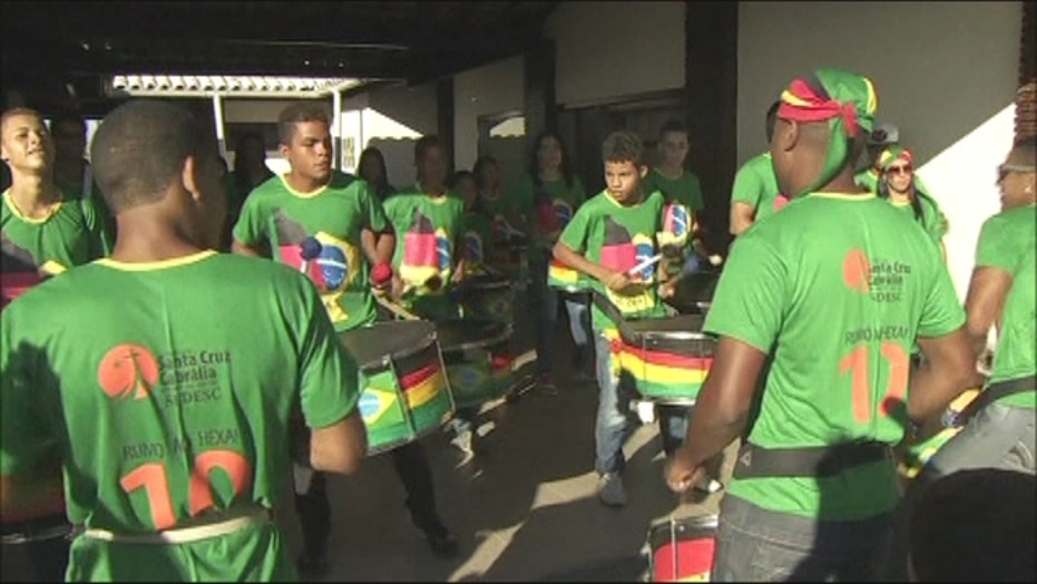 World Cup: Preparations for the Opening Ceremony are marred by strike