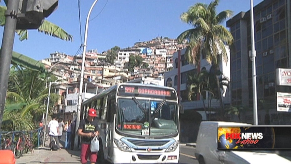 The World Cup is changing Rio's favelas