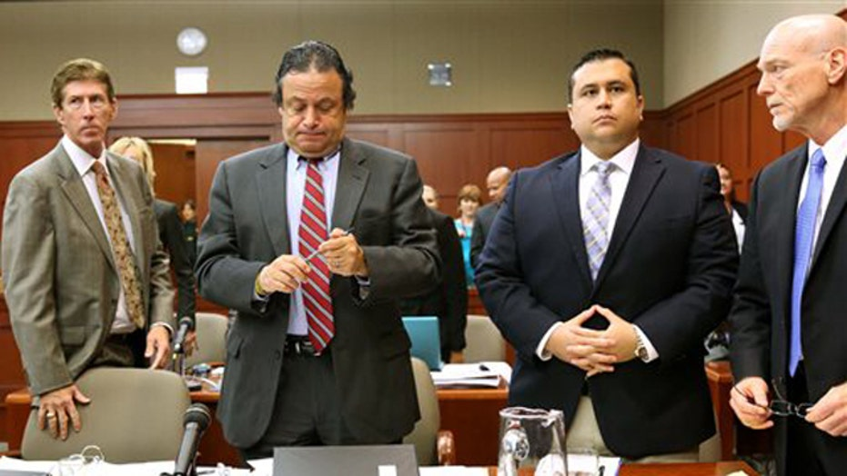 Zimmerman trial wrap - Day 2