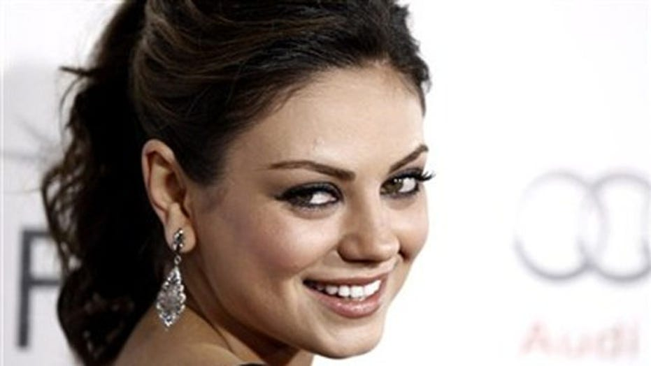 Mila Kunis: 'I made some horrific mistakes'