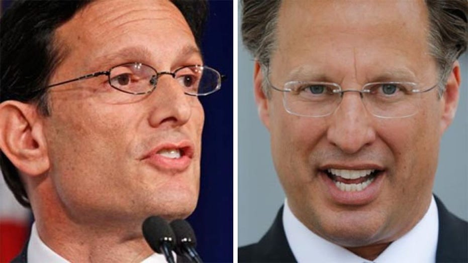 Virginia primary: Cantor loses to Tea Party-backed Brat