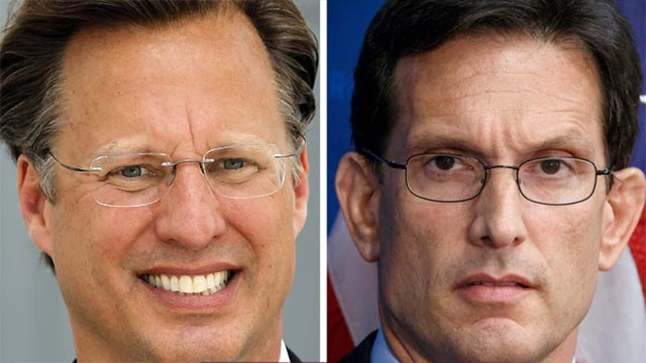 What went wrong for Eric Cantor?