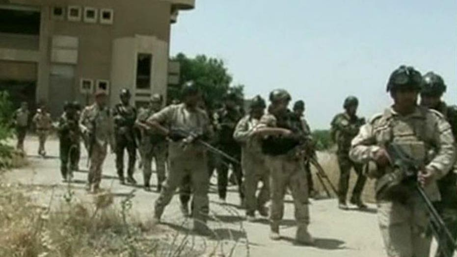 Militants on the march in Iraq: Will US be drawn in?