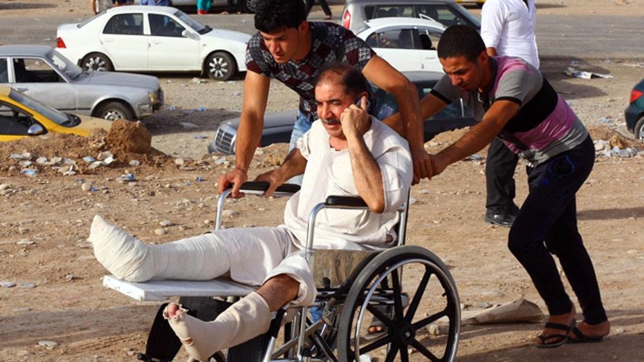 Islamist threat in Iraq causing regional instability