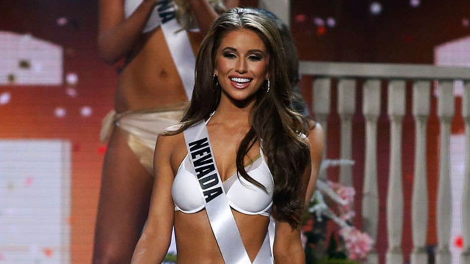 Is Miss Nevada a pageant carpetbagger?