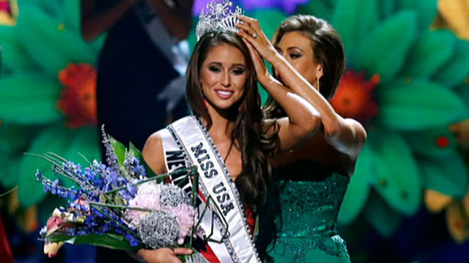 Miss USA says 'no truth' to pageant shopping claims