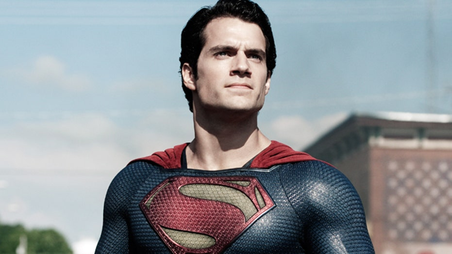 'Man of Steel' tells story of Superman with all-star cast