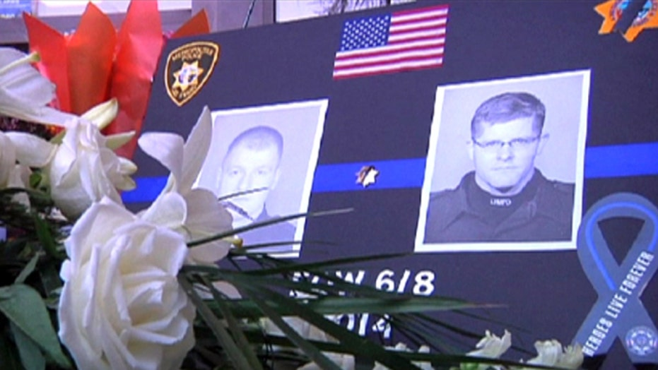 Police deaths up across the nation