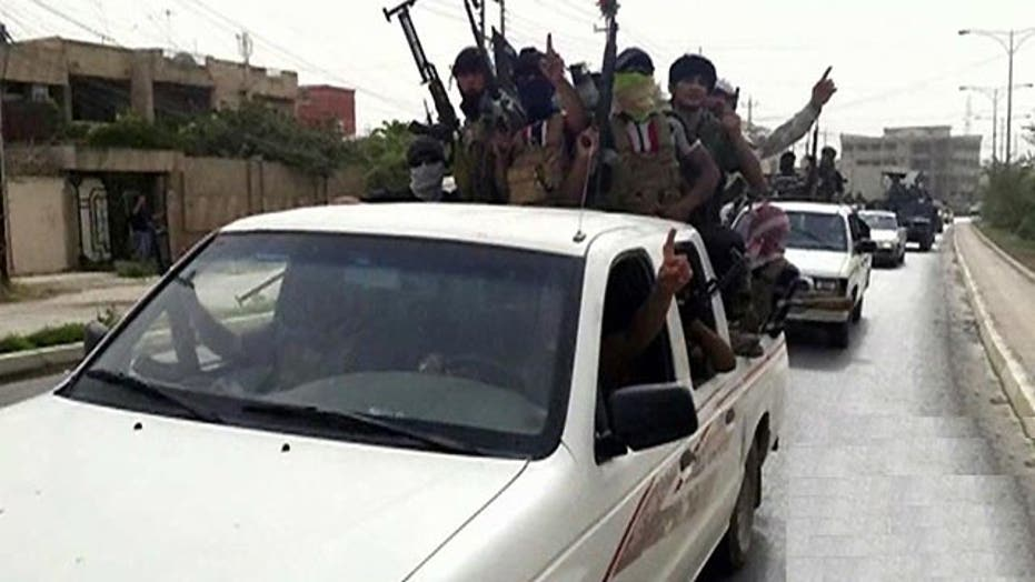 ISIS rising: Who are insurgents on the march in Iraq?