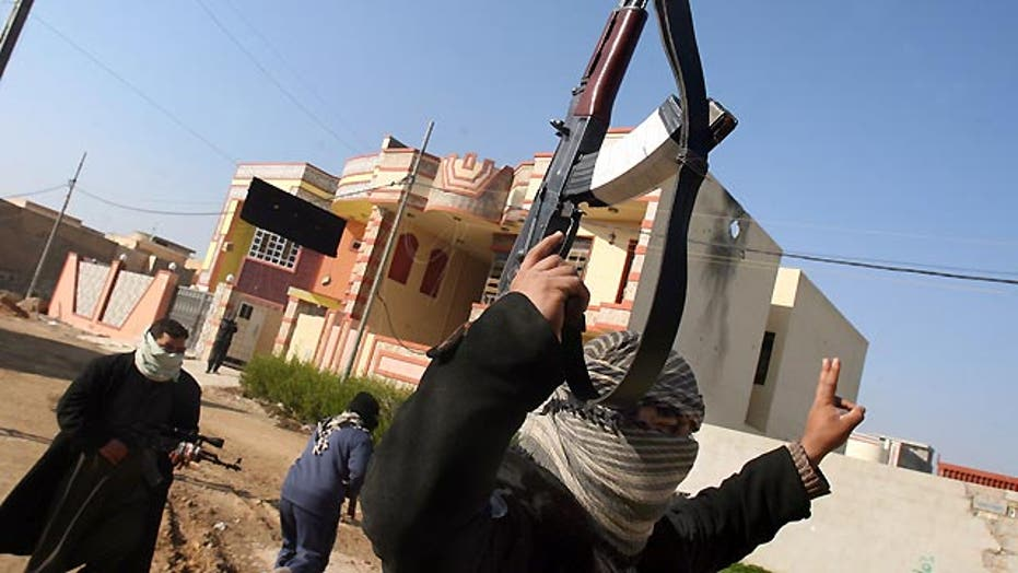 Is it possible for ISIS to overrun Baghdad?