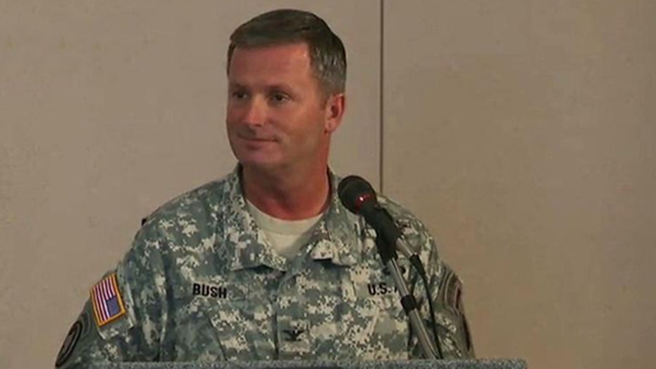 Military update on Sgt. Bergdahl's reintegration process