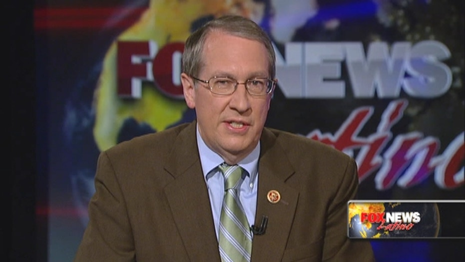 Goodlatte says he's 'ready to move' on immigration reform