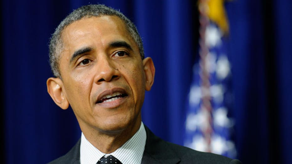 Obama considering all options to help Iraqi government