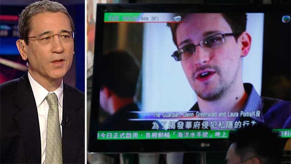 Expert: Snowden 'changed the global narrative' with China