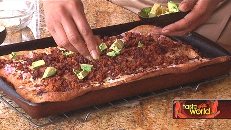 Chorizo Pizza Recipe