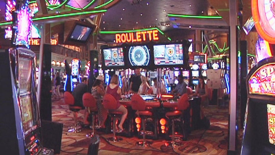 Casinos: Good for the heart?