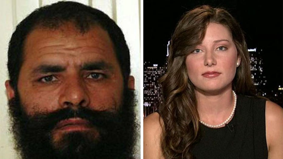 Mike Spann's daughter reacts to Bergdahl exchange