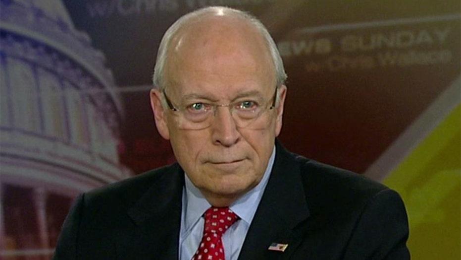 Exclusive: Dick Cheney on NSA surveillance program, part 1