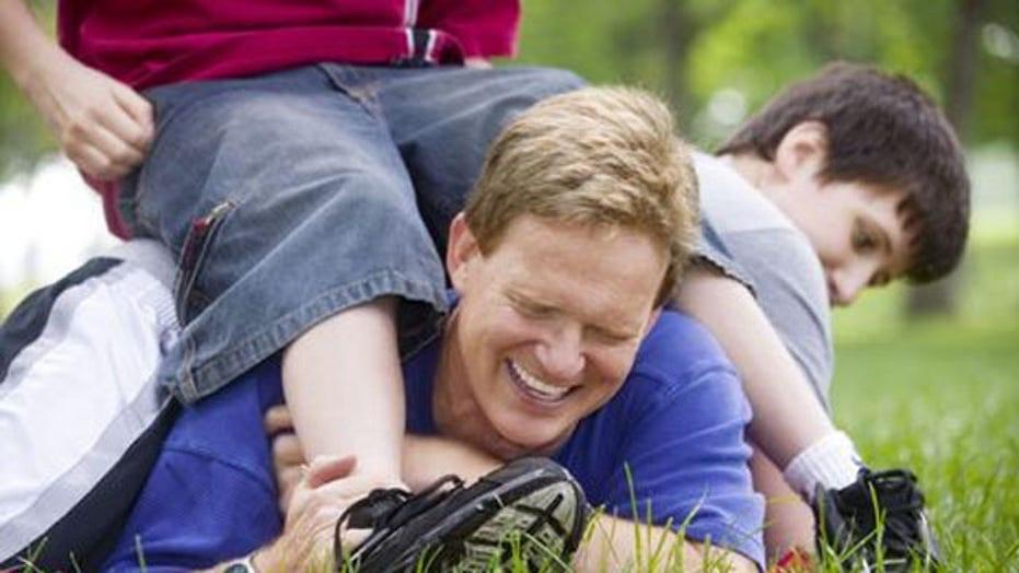Gavin McInnes: Fatherhood isn't a joke