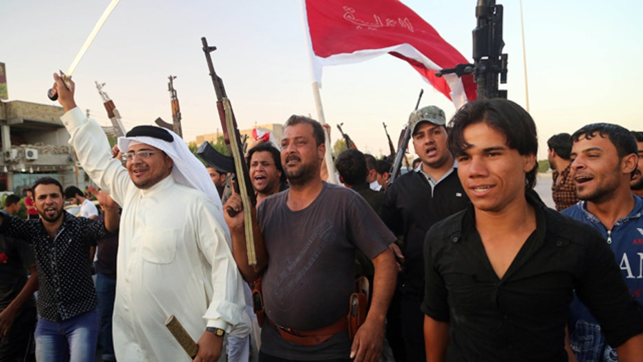 Should US work with Iran to stop Iraq militants?