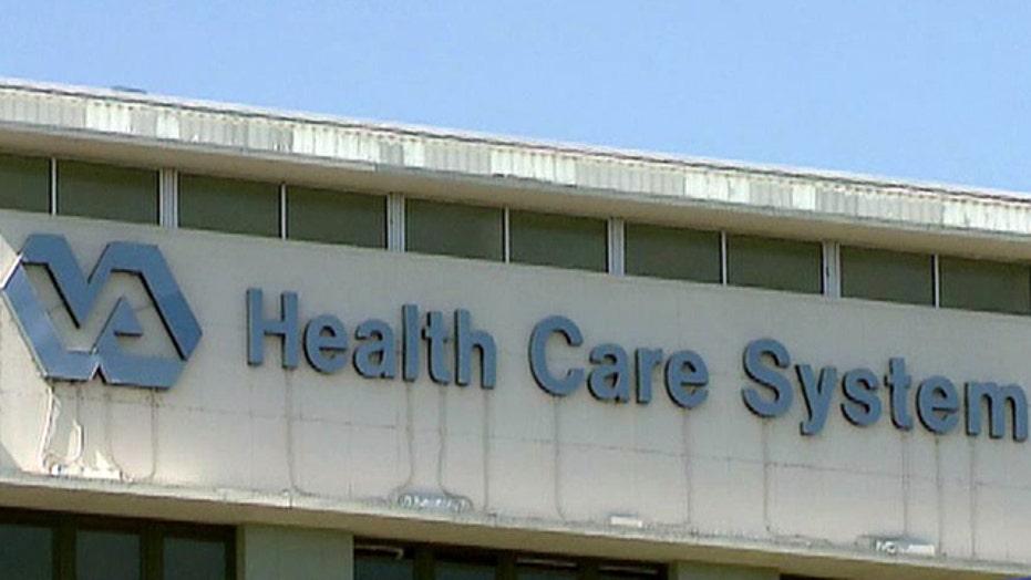 Fox News banned from VA hospital?