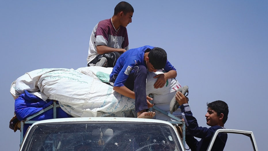 Too late to stem tide of ISIS advance in Iraq?