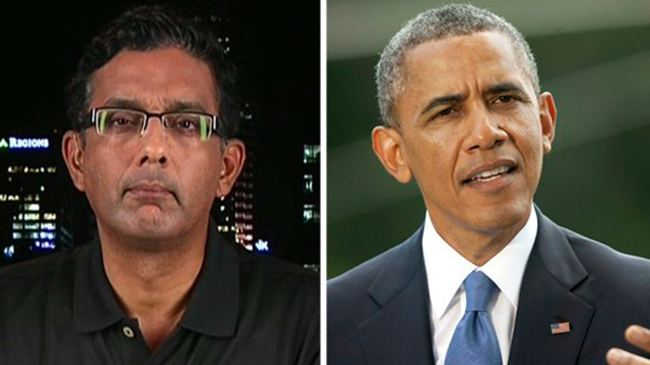 Dinesh D'Souza on how Obama has transformed the US