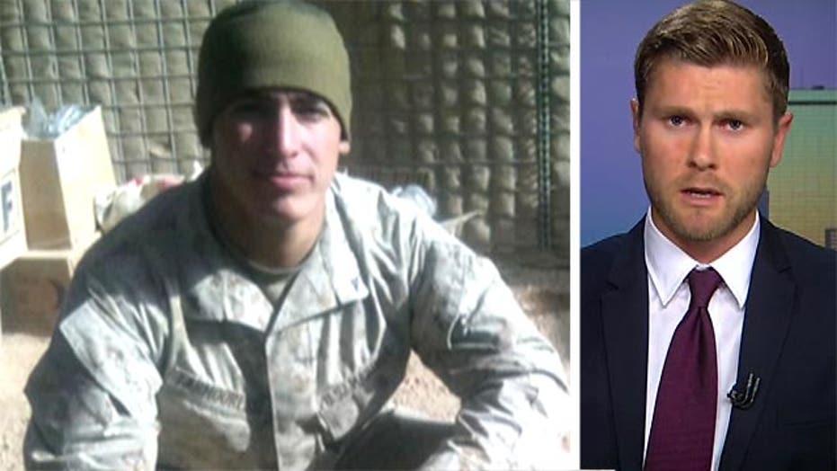 Friend: Jailed Marine desperately needs treatment for PTSD