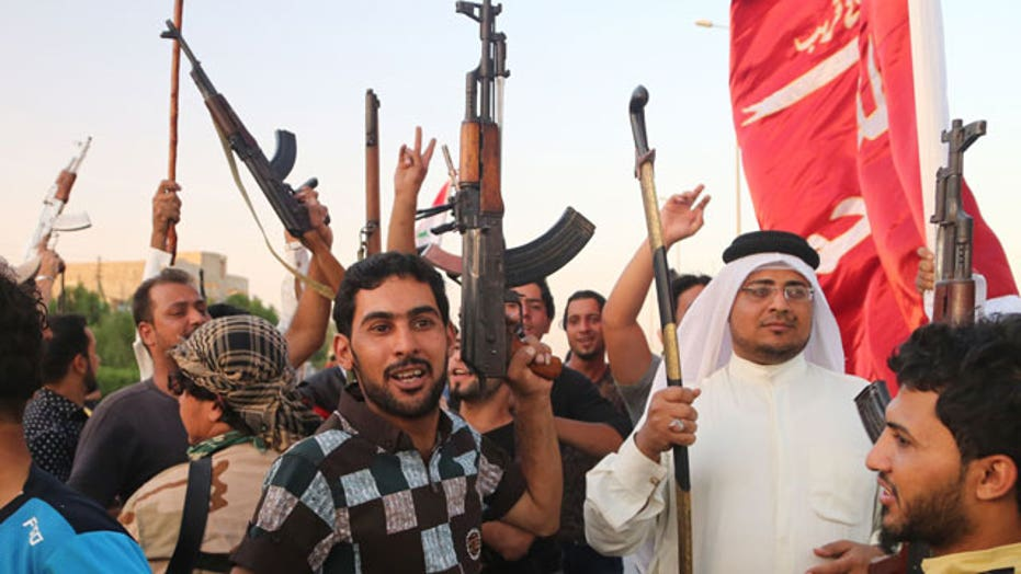 Are there political implications for helping Iraq?