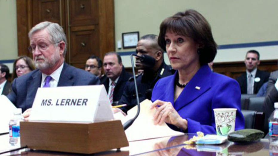 IRS claims it lost Lois Lerner emails